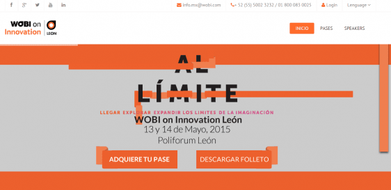 WOBI On Innovation León
