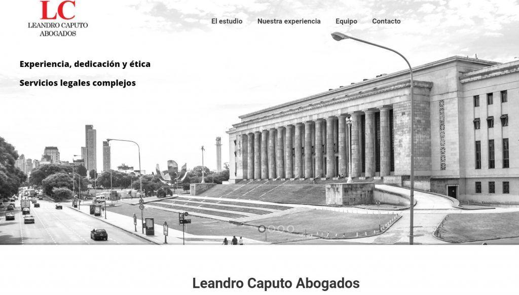 Leandro Caputo Abogados